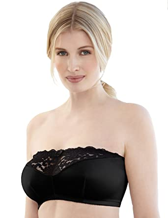 5e81f45d7cd07 Glamorise Women s Complete Comfort Wirefree Strapless Bra  1800 at ...