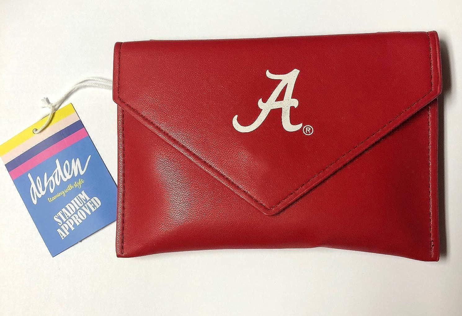 Desden Kara Alabama Crossbody Purse w//Strap Vegan Leather