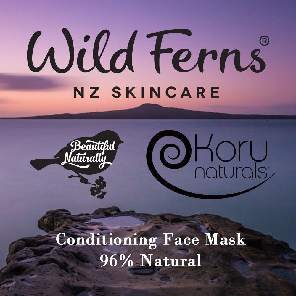 Wild Fern - Bálsamo facial de limpieza profunda, 100 ml: Amazon.es ...