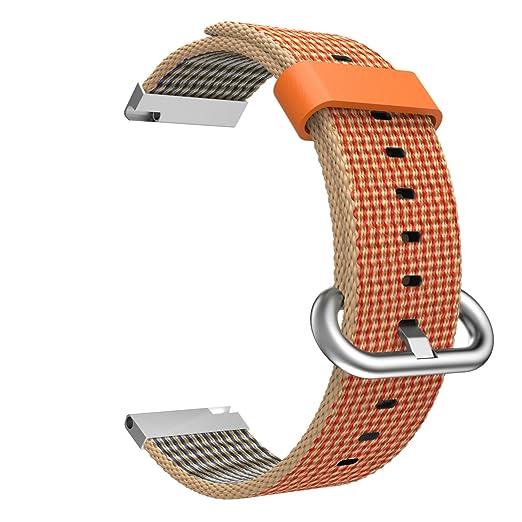 3 opinioni per MoKo 20mm Cinturino Universale, Braccialetto di Ricambio in Nylon Regolabile