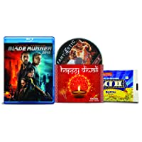 Blade Runner 2049 + Fantastic Four (2015) - 2 English Movies (2 Blu-ray bundle offer)