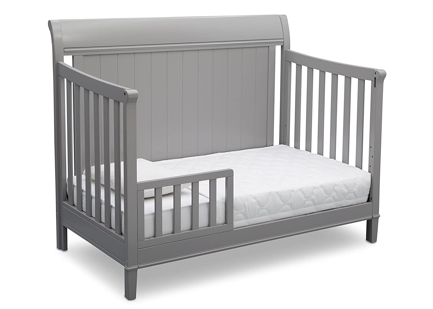 63967ef4fc1 Amazon.com   Delta Children New Haven 4-in-1 Convertible Baby Crib ...