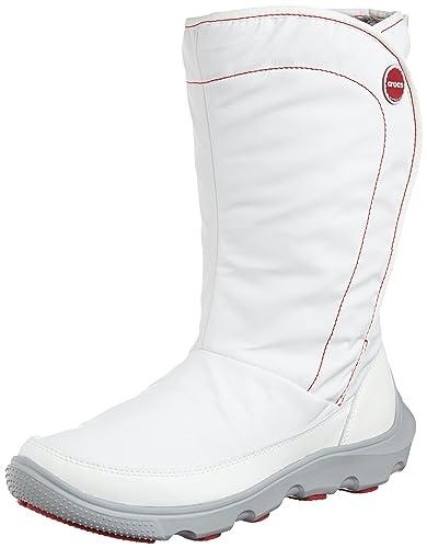 Amazon.com | crocs Women's Duet Busy Day W Snow Boot | Snow Boots