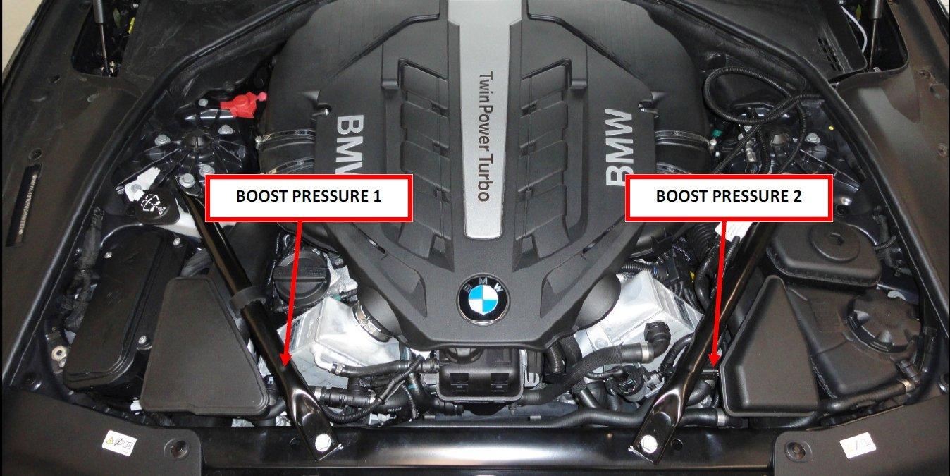 VR Tuned ECU Tuning caja para BMW 550i F10 42hp ganancia: Amazon.es: Coche y moto