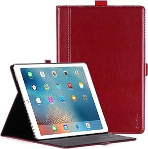 ProCase iPad Pro 12.9 2017/2015 Case - Premium Stand Case Folio Cover for Apple iPad Pro 12.9 Inch (1st Gen 2015) / iPad Pro 12.9