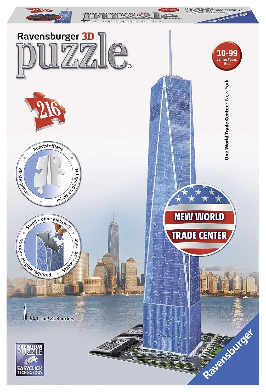 Puzzles & Geduldspiele Puzzle 3D Ravensburger 12566 Empire State Building Da 12 Jahre