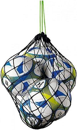 Erima GmbH 723002 Red para 5 Balones, Negro/Verde, 00: Amazon.es ...