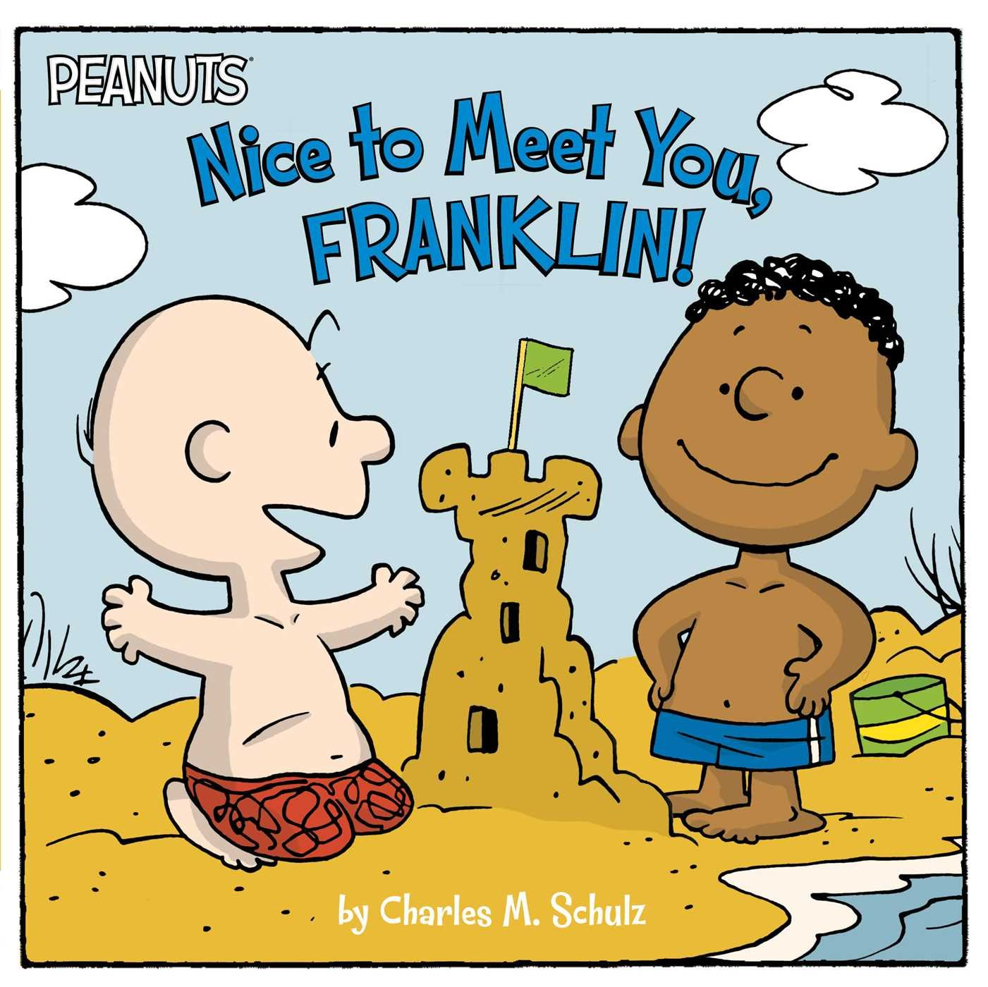 amazon nice to meet you franklin peanuts charles m schulz