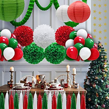Amazon.com: Decoraciones de Navidad, FunDiscount tienda ...