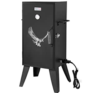 Royal Gourmet 28 Inch Electric Smoker with Adjustable Temperature Control