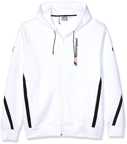 Puma Men's BMW Motorsport Hooded Sweat Jacket,