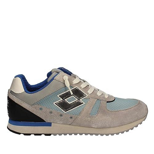 Lotto leggenda S8842 Sneakers Uomo Blu 42  Amazon.it  Scarpe e borse 85aeff2569a