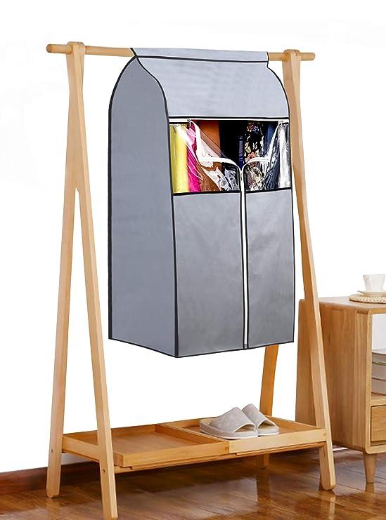 Amazon.com: Funda para ropa de cordero, color gris: Home ...