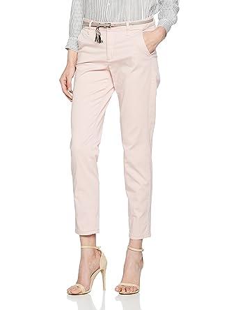 4c05c07787c8 Bonita Damen Hose Uni, Slim  Amazon.de  Bekleidung