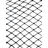 Best Choice Products Multi-Filament 50x50ft Mesh Protective Square Bird Netting, Black