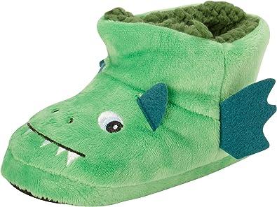 Zach \u0026 Evan Toddler Boys' Slippers