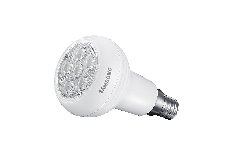 Samsung LED Lampe R50, E14, 3,0 W / 210 lm / 2700 K / SI-P8W041040EU ...