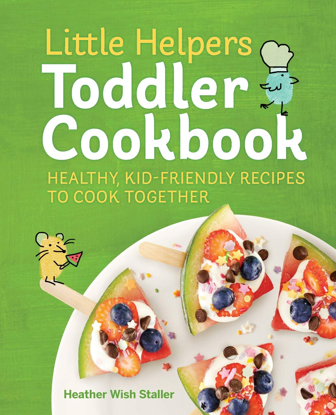 Little Helpers Toddler Cookbook Kid Friendly product image