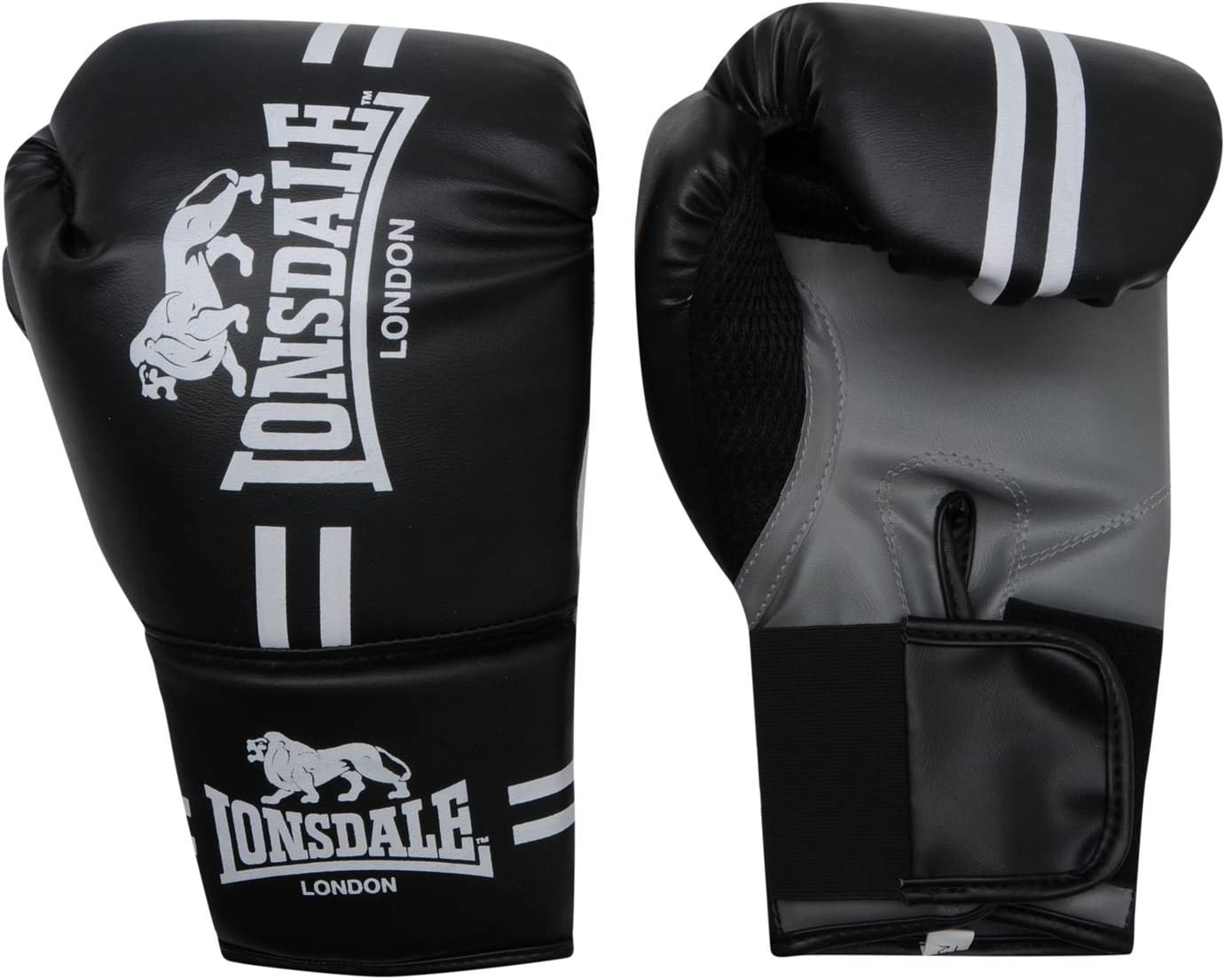 Lonsdale Contender Boxing Gloves.Bag Mitts.Brand New.Keeps you cool WAS £23.99