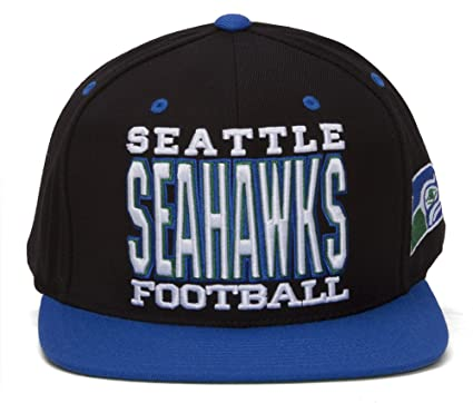 9c771f0d6092c Image Unavailable. Image not available for. Color  Mitchell   Ness XI Type Seattle  Seahawks Snapback