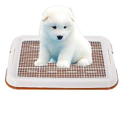 GreeSuit Animal-WC inodoro perros bandeja sostenedor del cojín de malla del entrenamiento de la
