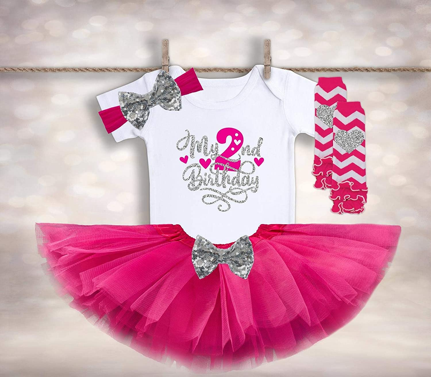 2nd birthday shirt birthday top 2nd birthday outfit birthday baby grow 2nd birthday tutu set second birthday party outfit