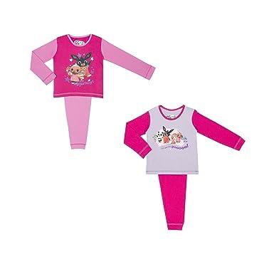 8e51035d2 Cartoon Character Products CBeebies 2 Pack Bing Girls Pyjamas - 18 ...