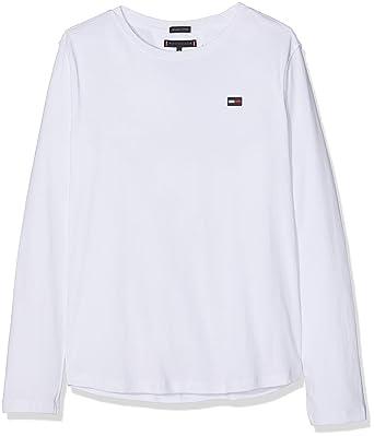0a3914f37e8 Tommy Hilfiger Essential Rib Knit L S