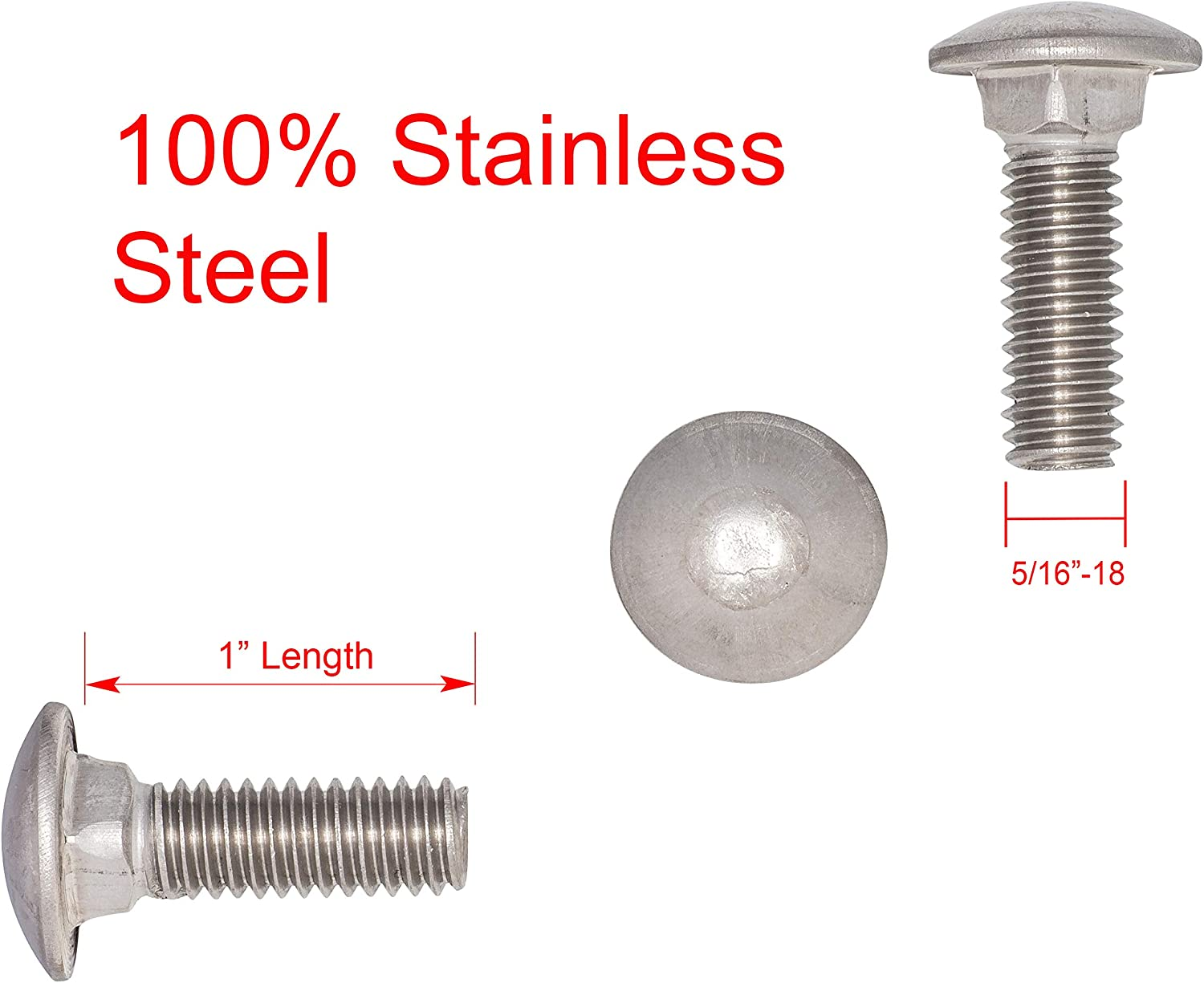 Stainless Steel Snap Rings Retaining Rings SH-87SS 7//8 Qty 1000