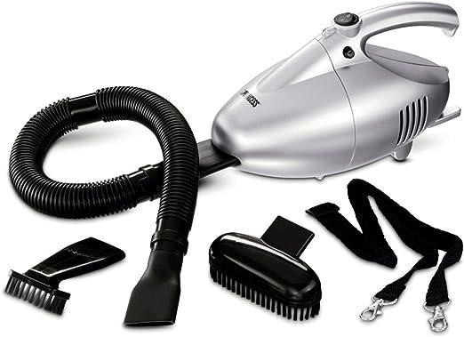 Princess Turbo Tiger Compact Vacuum Cleaner, 700 W, Plata/Negro ...