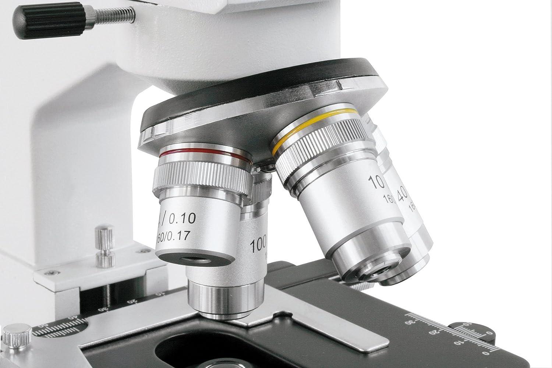 Bresser durchlicht mikroskop researcher trino x