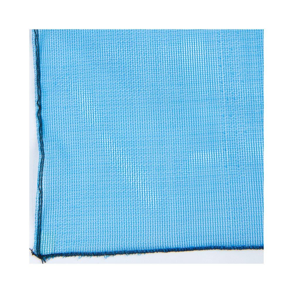 防風ネット 農業用資材 JQ14 ■ブルー 2mm目 サイズオーダー 幅210~300cm×丈410~500cm B072LZYZQM 幅210~300cm×丈410~500cm|ブルー ブルー 幅210~300cm×丈410~500cm
