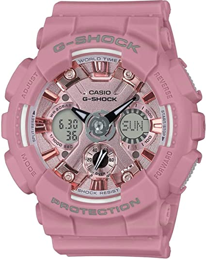 80c53953cf35 Buy Casio Baby-g Analog-Digital Pink Dial Women s Watch-GMA-S120DP ...