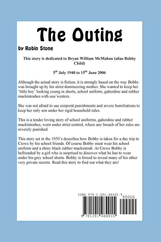 The Outing: Amazon co uk: Robin Stone: 9781291484915: Books