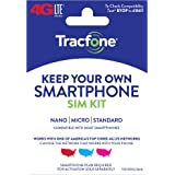Tracfone TFATKTMUNA-TRI14P Keep Your Own Phone 3-in-1 Prepaid SIM Kit