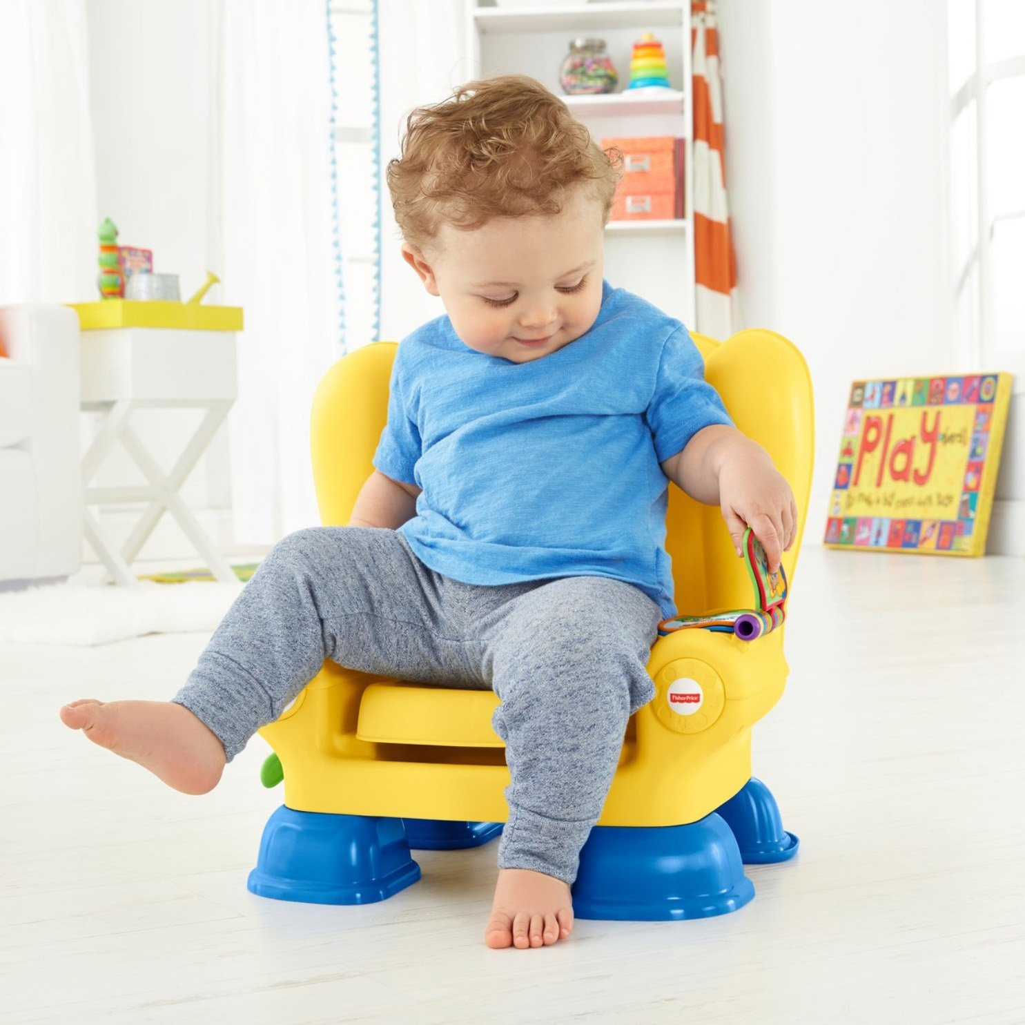 Fisher-Price Laugh & Learn Smart Stages Chair by Fisher-Price (Image #12)