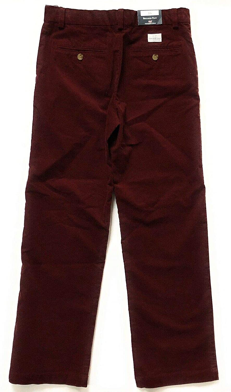 18 Vineyard Vines Boys Boys Breaker Corduroy Crimson Pants