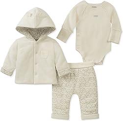 absorba Baby Boys 3 Pieces Jacket Set a8b19b1a127a