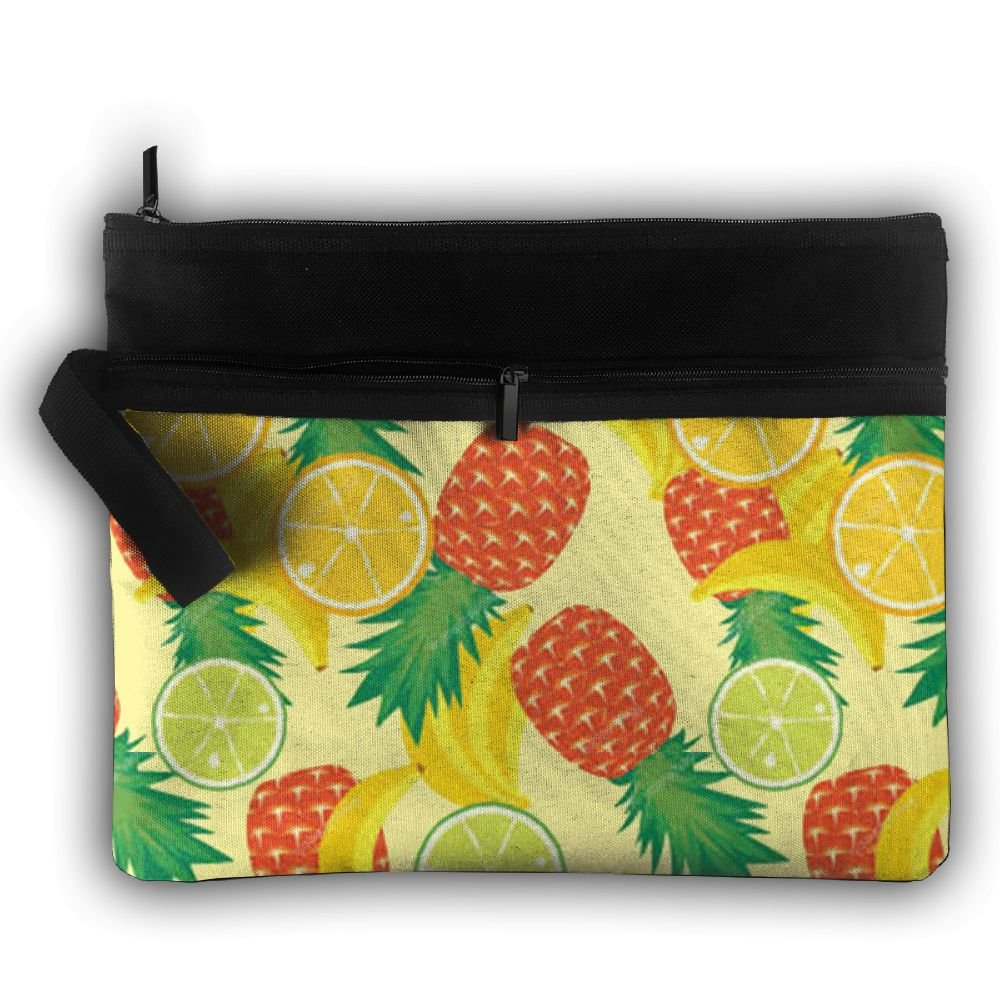 c0ccd066c1 80%OFF Coloured Pineapple Waterproof Trip Toiletry Bag Travel Receive Bag  Organizer Portable