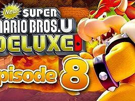 Amazon Com Watch Clip New Super Mario Bros U Deluxe Gameplay Zebra Gamer Prime Video