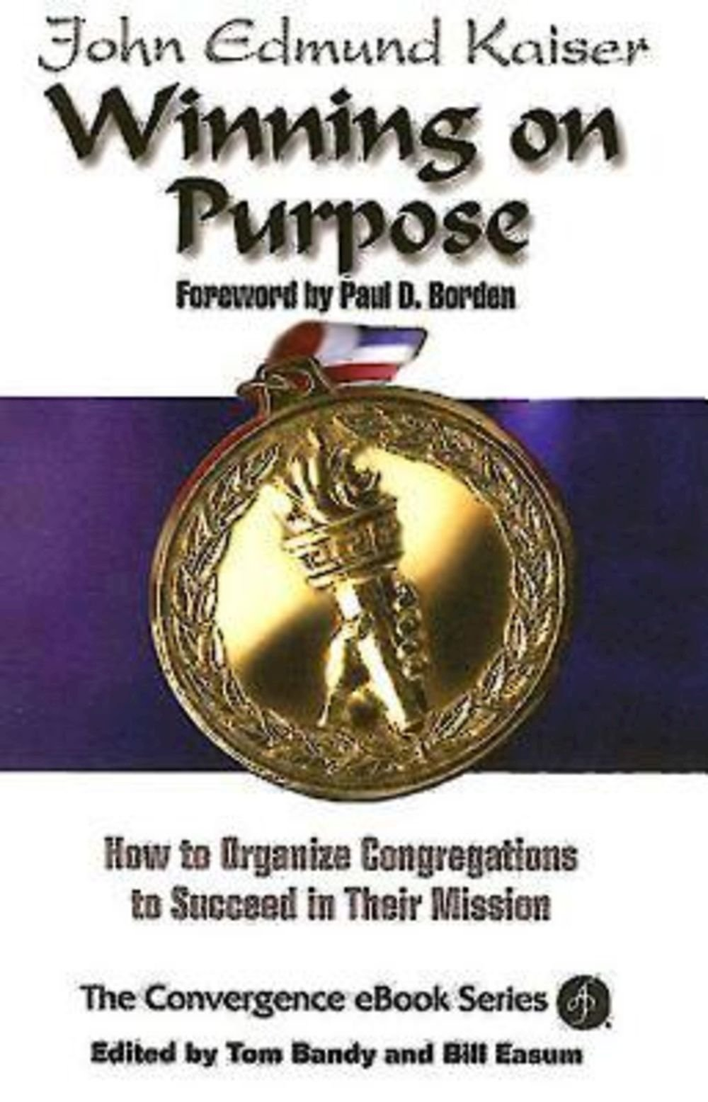 Winning Purpose Organize Congregations Convergence product image