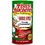 Tony Chacheres More Spice Creole Seasoning - 14 oz (2 Pack)