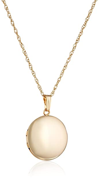 crystal lockets gold vintage p necklaces wholesale round women plated for