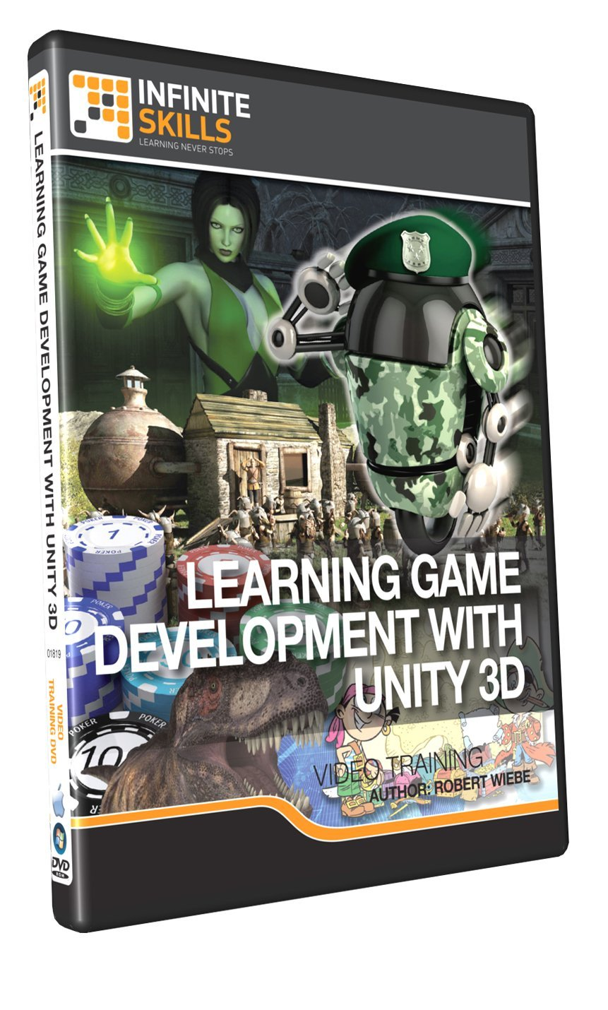 Amazon learning game development with unity 3d training amazon learning game development with unity 3d training training dvd baditri Image collections