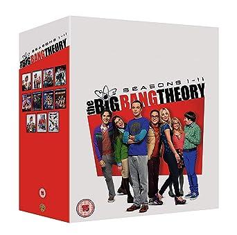 Amazon com: BIG BANG THEORY S1-11 [DVD] [2018]: Movies & TV