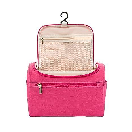 442935f1845 ... purchase cheap d2d22 3e5c2 FIDGETERRELAX Hanging Toiletry Bag Travel Cosmetic  Bag Waterproof Womens Makeup Bag Mens ...