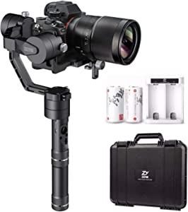 Zhiyun Crane V2 Handheld Gimbal Stabilizer for Mirrorless DSLR for Sony A7 Panasonic LUMIX Nikon Canon - US Warranty