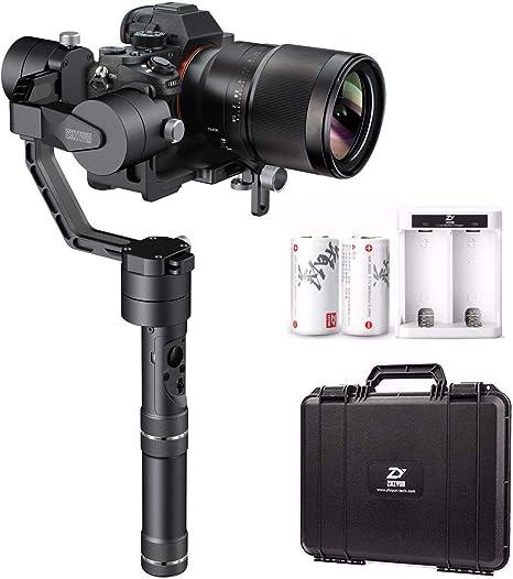 Zhiyun Crane V2 estabilizador de cardán de Mano para cámaras ...