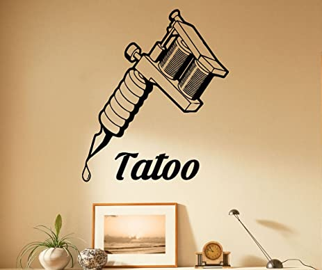 Contemporary Tattoo Shop Wall Decor Embellishment - Wall Art Design ...