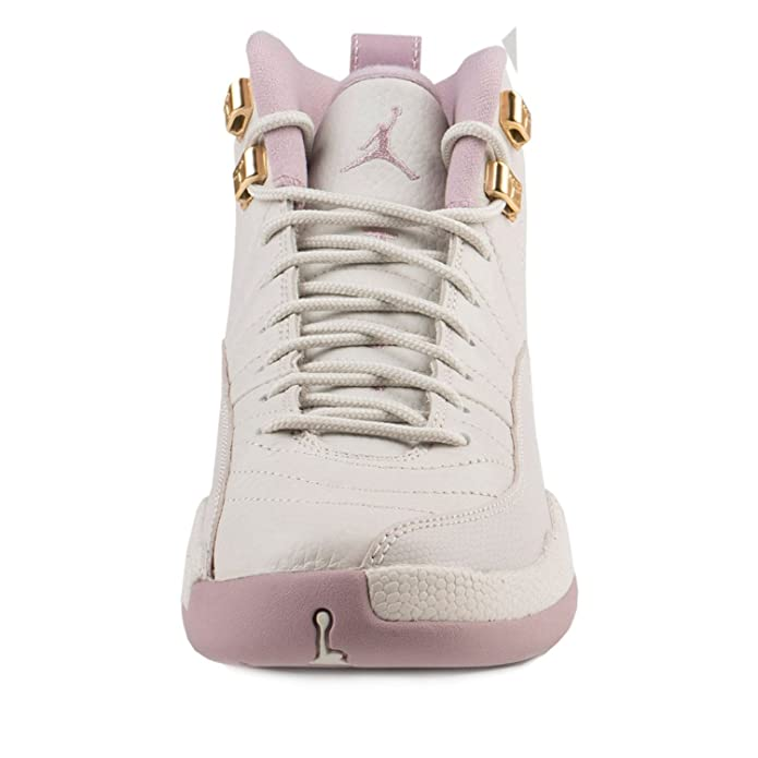 db1e875d85ae Air Jordan 12 Retro Womens Shoe Nike Womens Air Jordan 12 Retro Prem HC GG  Basketball Shoes